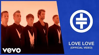 Watch Take That Love Love video