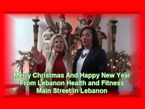 Merry Christmas And Happy New Year From Lebanon Health and Fitness 2014