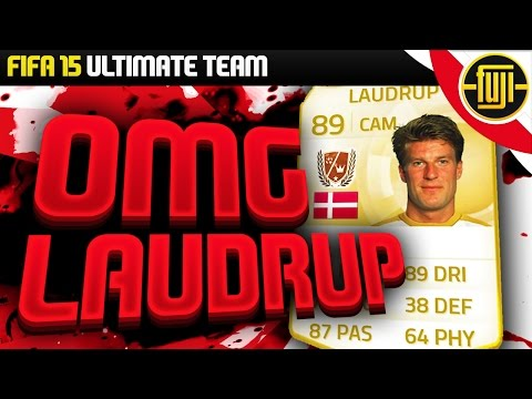 FIFA 15 - OMG NEW LEGEND MICHAEL LAUDRUP!!!! - FIFA 15 ULTIMATE TEAM