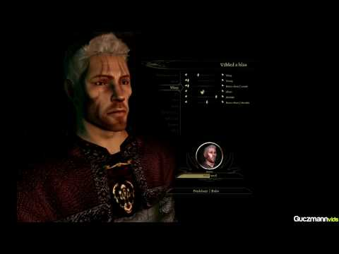 Dragon Age Origins Characters Creation Dragon Age Origins pc