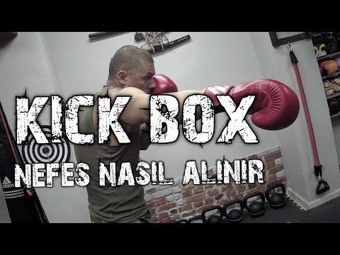 Kick Boks Nefes Tekniği | Martial Arts | Dövüş Sporları | Boks