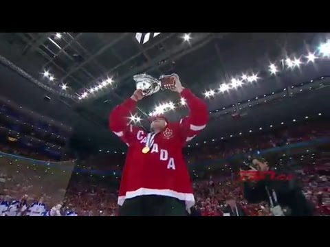 Team Canada Road To Gold Medal 2015 Iihf World Junior