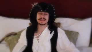 "Premier Hotels Pirate ""Late Night"" Style Commercial - Captain Hook Travel Horror Comedy"