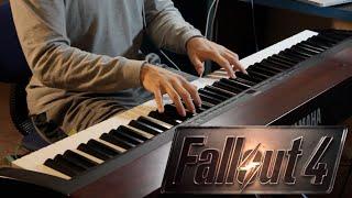 Fallout 4  Main Theme For Solo Piano Hd