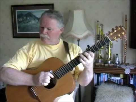 THE LAST THING ON MY MIND (Tom Paxton) sung by ALUN RHYS JONES tuned to A=432hz