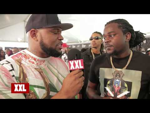 BET Hip-Hop Awards 2014 Green Carpet Interviews Part 1