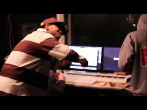 CotaDaStreetz & D.J. Stickz - Work (Studio Performance) [User Submitted]