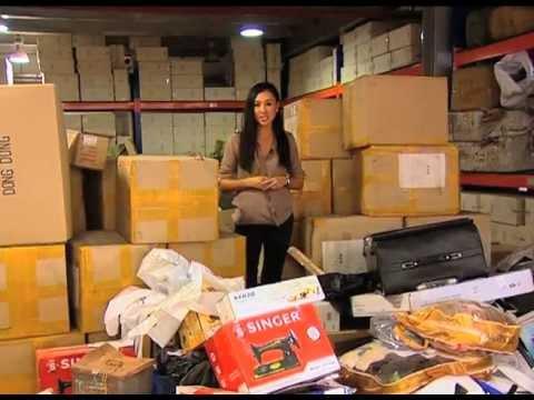 Dubai Customs battle against counterfeit goods
