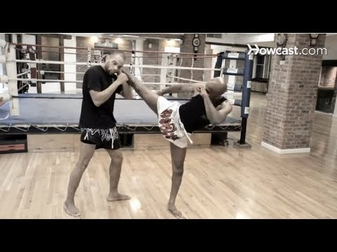UFC Training: Striking Techniques / Kicks Image 1