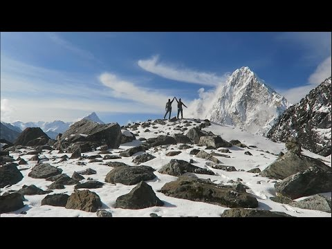 Day 10   Everest Base Camp Trek   Cho La Pass