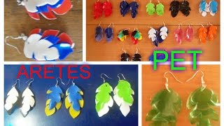 Emprende un negocio sustentable   (earrings)