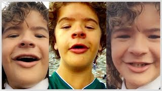 CUTE & FUNNY MOMENTS of Gaten Matarazzo  (DUSTIN in Stranger Things)