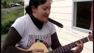 The Lord's Prayer in Maori - sung by Jacci Rewha at Kiwisong 2010