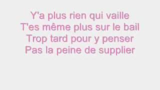 Watch Mariemai Il Faut Que Tu Ten Ailles video