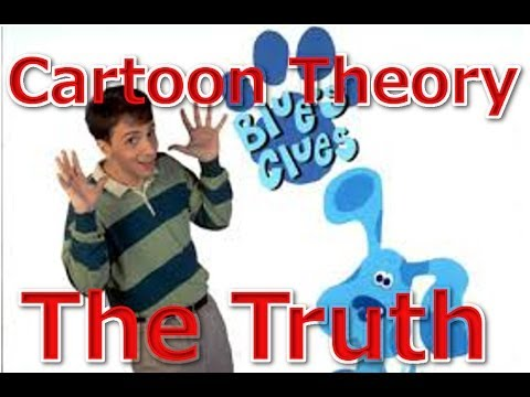 Cartoon Conspiracy Theory   The