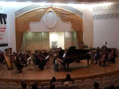 Кожелух, Леопольд Антон - Концерт для фортепиано с оркестром ре мажор