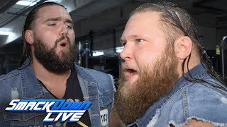 Heavy Machinery celebrate their anniversary: SmackDown Exclusive, July 23, 2019