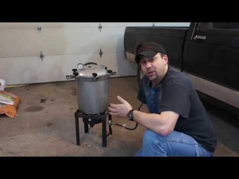 Pressure Canner Tip