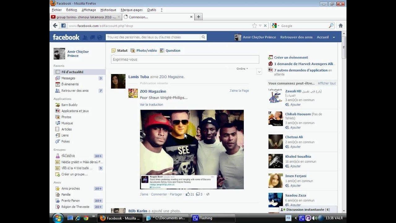 Comment d sactiver mon compte facebook youtube - Mon compte oney ...