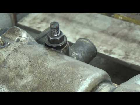 Теория ДВС: Мотор ВАЗ-2106 с разборки