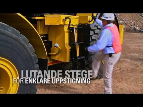 Cat K Series, Improved Overall Safety (SWEDISH)
