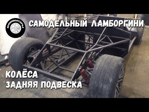 Машинаторы для Drom.ru — подвеска и колесные диски реплики Ламборгини