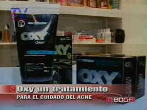Oxy un tratamiento para el cuidado del acné