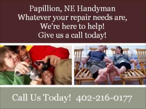 Handyman Services, Papillion NE - Call (402) 216-0177