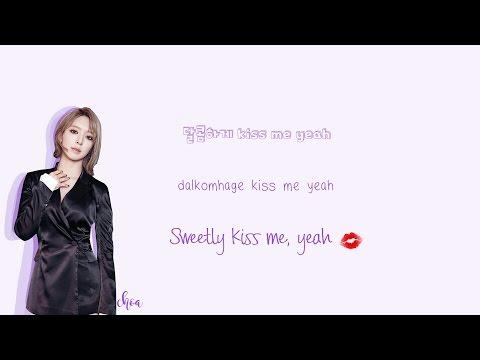 AOA - Bing Bing Lyrics (Han Rom Eng) Color Coded thumbnail