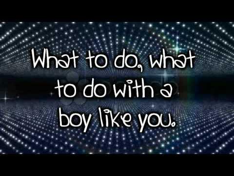 Kesha - Boy like you