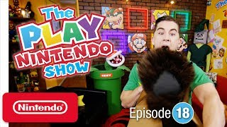 The Play Nintendo Show – Episode 18: A Wild Adventure w/ The Legend of Zelda: Breath of the Wild!