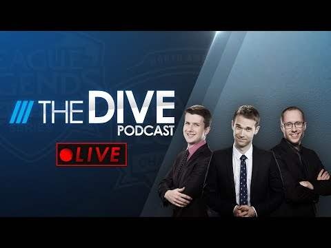 The Dive: Live with Finals Previews (Season 1, Episode 22)