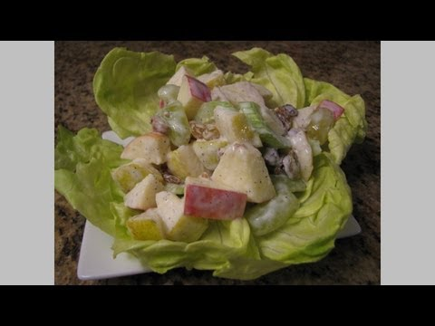 Waldorf Salad -- Lynn's Recipes
