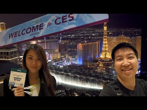 Top Products from CES Unveiled 2016! | CES Day 0 Vlog