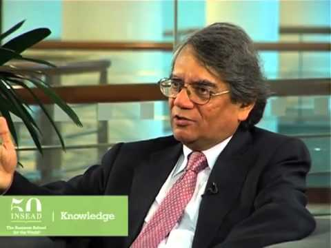 Former Reserve Bank of India deputy governor Rakesh Mohan on the outlook of India post-recession