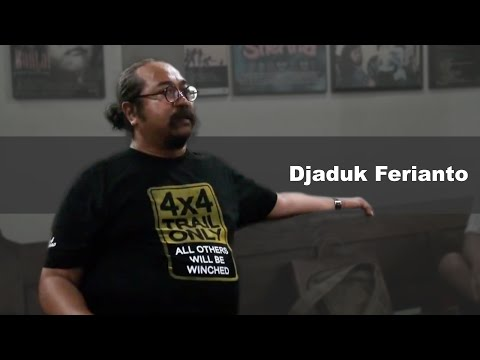 Wawancara Djaduk Ferianto