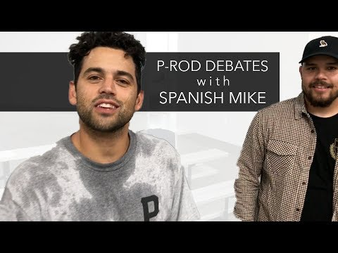 Prod and Spanish Mike Animated Debate