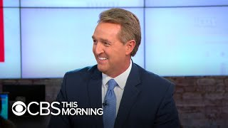 Ex-Senator Jeff Flake's advice to Republicans ahead of impeachment trial