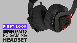 Best PC Gaming Headset with active cooling technology - OMEN by HP Mindframe