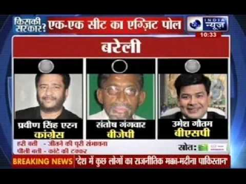 India News exit polls: Uttar Pradesh