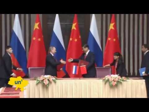 Isolated Russia Seeking China Gas Deal: Will Putin finalize strategic energy pact with Beijing?