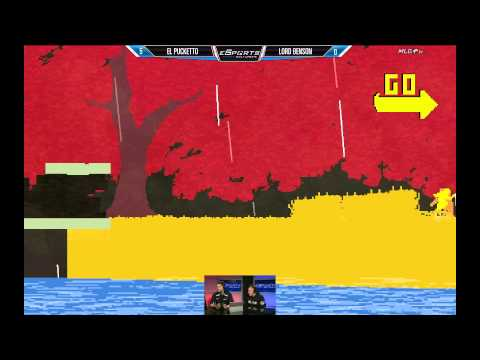 Puckett vs Benson - Nidhogg Part 2 (Oct 14th 2014)