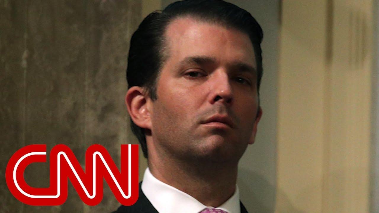 "Trump Jr: Nunes memo is ""sweet revenge"""