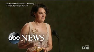 Emmys 2019: Phoebe Waller-Bridge of 'Fleabag' steals the show l ABC News