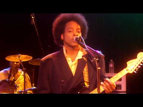 Funkenberry.com Presents Jesse Johnson Performing
