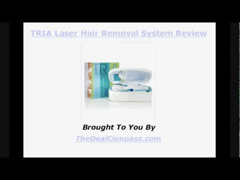 TRIA Laser Hair Removal System Review