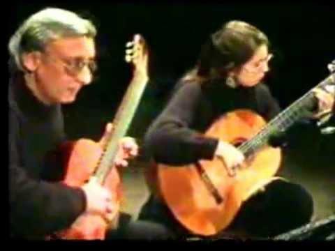 John Duarte - Chanson Op. 14 By Elizabeth Gonzalez and Cesar Amaro