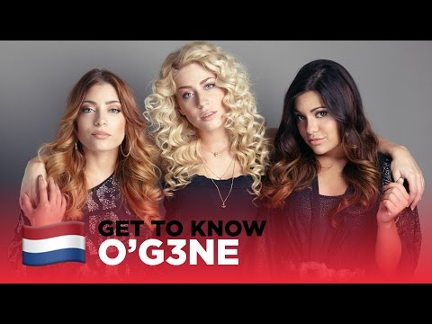 ESC 2017: Get to know... O'G3NE from THE NETHERLANDS 🇳🇱