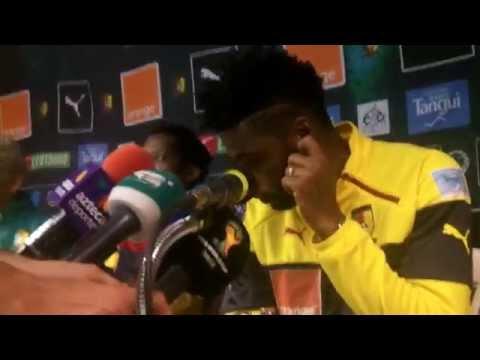 [okabol.com] Alex Song demande pardon pour son geste