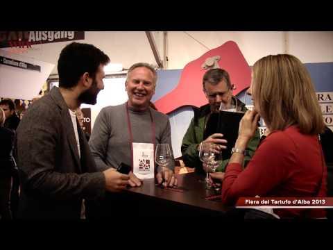 Alba Truffle Fair 2013 - Flash Interview - Seattle Wine Lovers